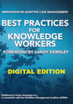Best practices for knowlege workers book cover
