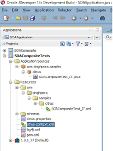 Test Driven SOA – citrus for powerful SOA test coverage by
