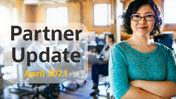 Cloud Platform Partner YouTube Update April 2021